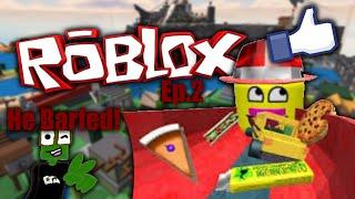 Roblox | Episode 3 | Get Eaten | HE BARFED!