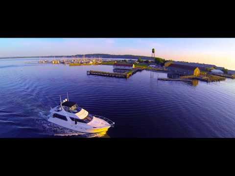 My Weekend at Semiahmoo - Aerial Drone Footage
