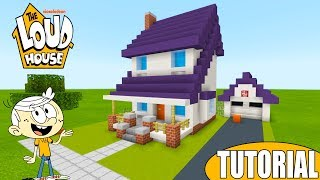 Minecraft: How To Make Lincoln House
