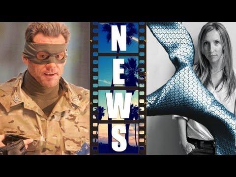 Jim Carrey tweets Kick Ass 2, 50 Shades of Grey lands Sam Taylor-Johnson - Beyond The Trailer