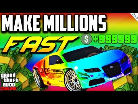 $2MILLION+ IN 10 MINUTES! | GTA Online 1.35/1.28 Solo Money Method | No Glitch PS4/3 Xbox One/360 PC