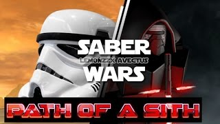 ROBLOX l Saber Wars [ALPHA] Path of a Sith l New Map Endor #2