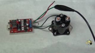 48 volt battery controller for dump or cut load for solar and wind charge