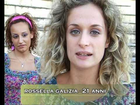 Miss Arbereshe 2010 Interviste partecipanti