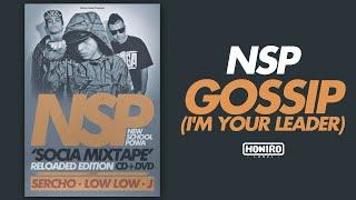 Honiro Label presenta : 'Gossip' degli NSP brano n.19 estratto da '...