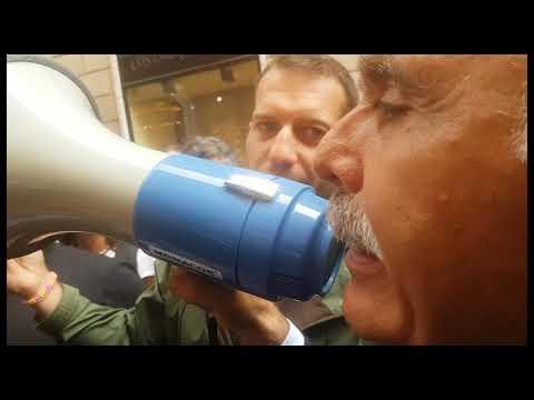 #MontecitorioSelfie - Il vlog di Augusto Cantelmi - Il ritorno del generale (Pappalardo)