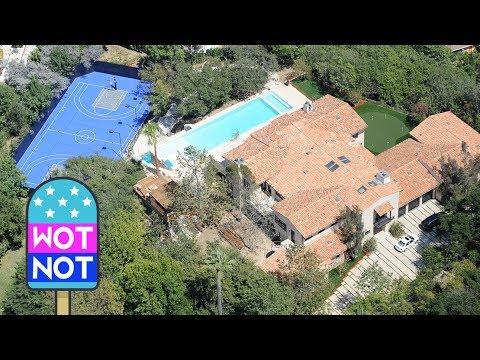 Justin Timberlake's Hollywood Hills MEGA Mansion - All The Facts!