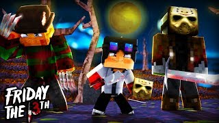 Minecraft Who's Your Family? - SEXTA FEIRA 13 ( Friday The 13th ) [ WIIFEROIZ ] thumbnail