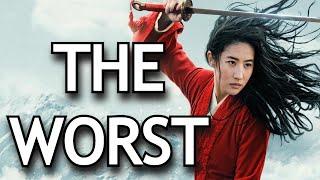 How Disney RUINED Mulan - The WORST Movie Of 2020