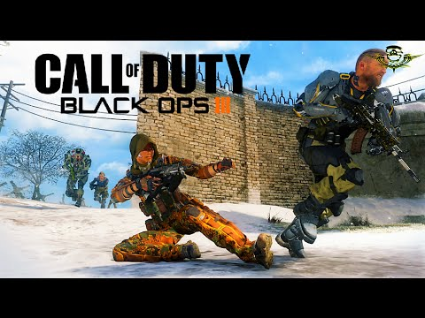 CALL OF DUTY BLACK OPS3 : KING of the CAMPERS is BACK - LIVE STREAM - PLAYSTATION 4