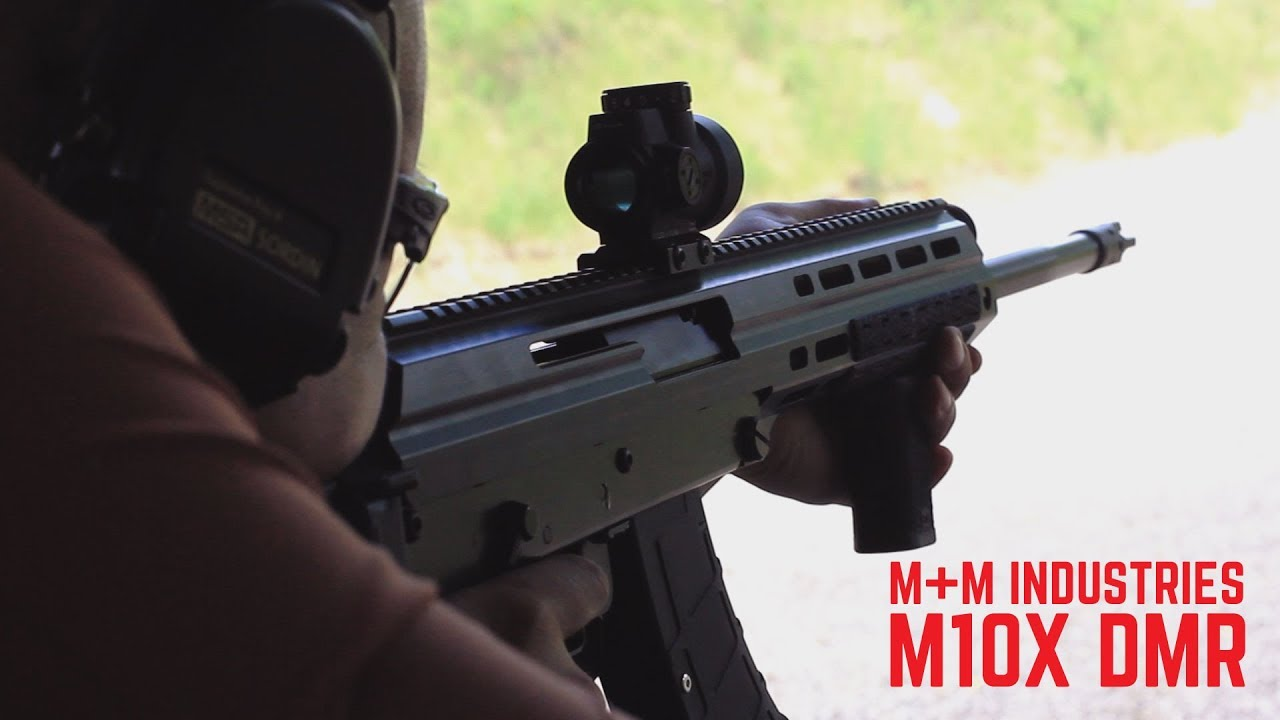 M+M M10x DMR Non Restricted! 7 62x39 | Firearms Outlet Canada