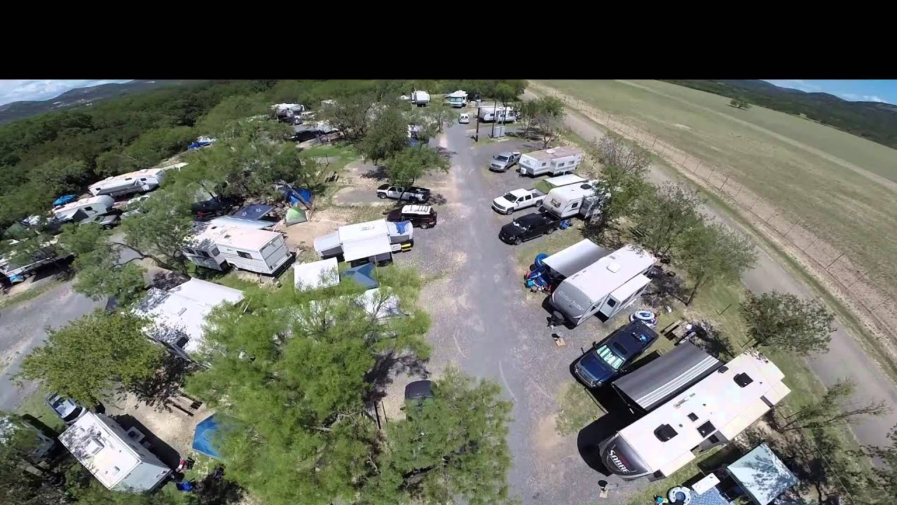 Nanas RV Park Aerial Video