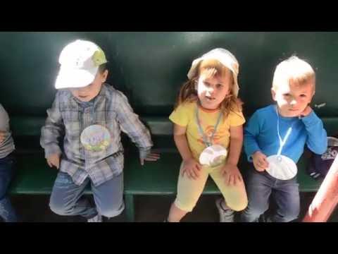 Подвижные игры в детском саду с детьми ясельной группы Подвижная игра Самолетики
