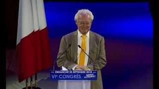 Discours de Charles Gave au Congrès DLF 2018