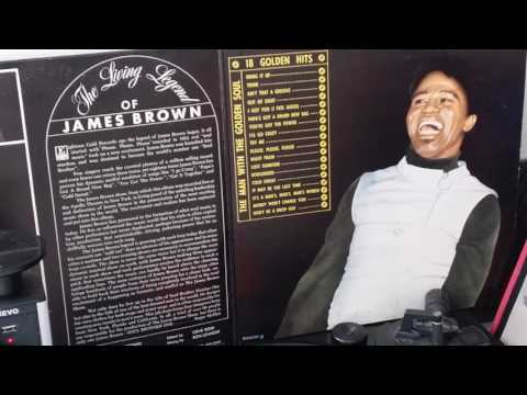 THE JAMES BROWN LIVE AT APOLLO. VOLUME II.SIDE 4