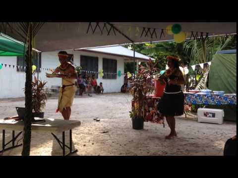 Family Planning report launch in South Tarawa, Kiribati 2016