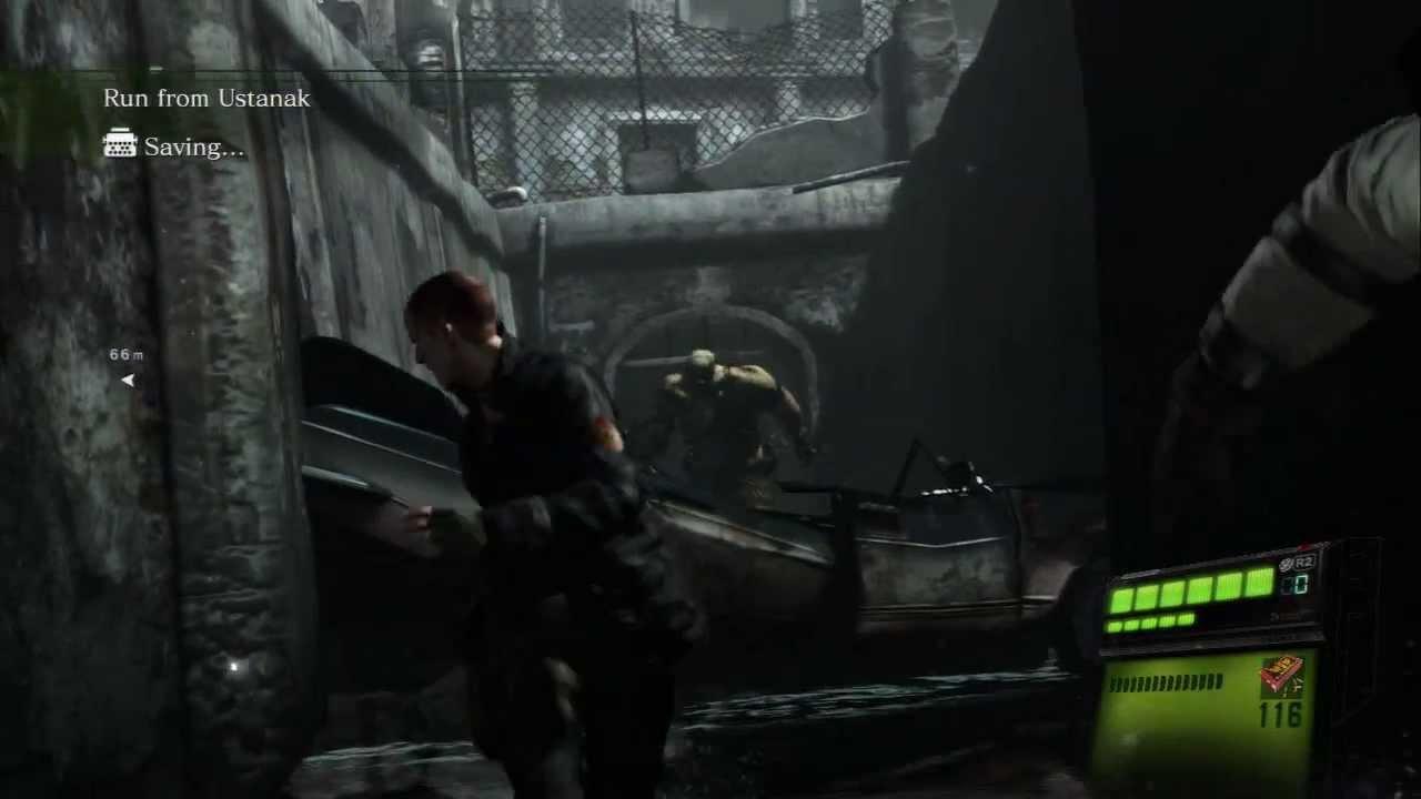 Resident Evil 6 Ustanak S First Encounter Youtube