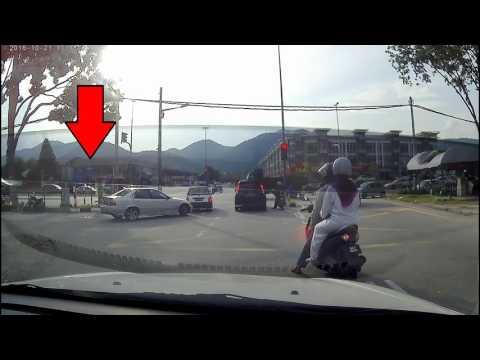 SIKAP PEMANDU2 MALAYSIA GELOJOH DAN JLN SEHALA