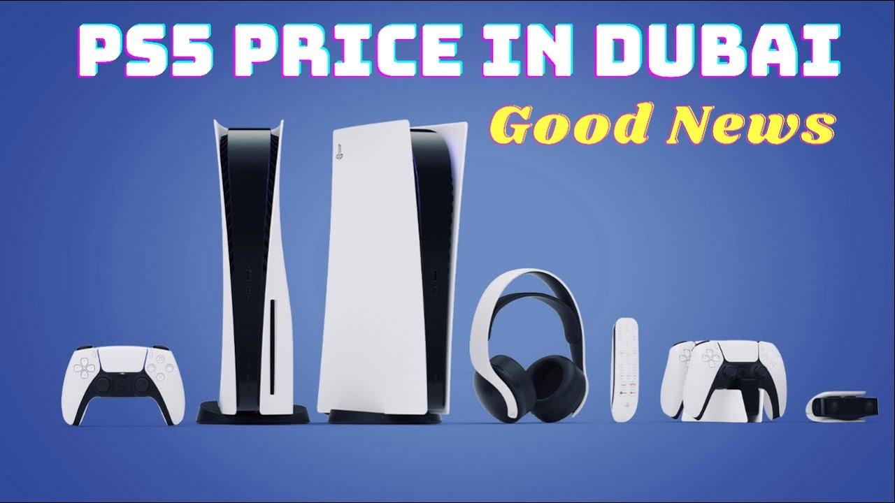 PS5 Price In Dubai UAE 2021