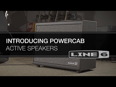 Introducing Powercab Active Speaker Systems | Line 6
