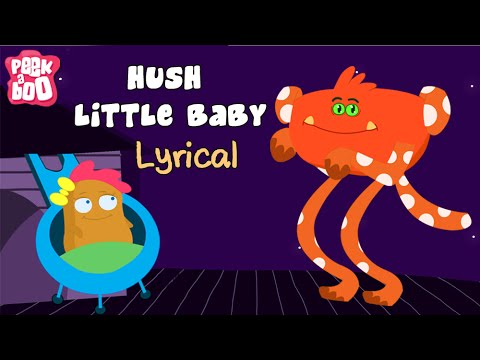 Hush Little Baby Lullaby Song For Babies With Lyrics ...