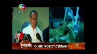 EGE TV - Robotik Cerrahi Ünitesi