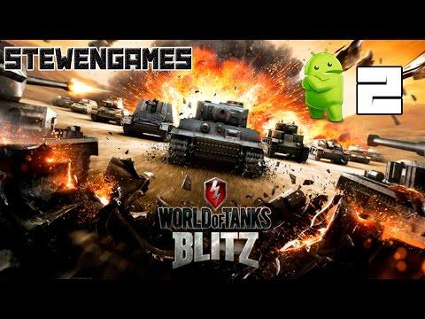 Прохождение World OF Tanks #1