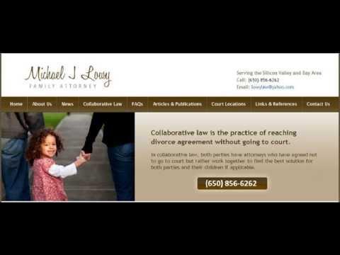 Collaborative  Divorce Law Attorney Palo Alto CA