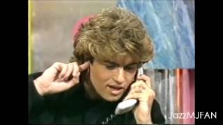 George Michael - Funny Moments!♡