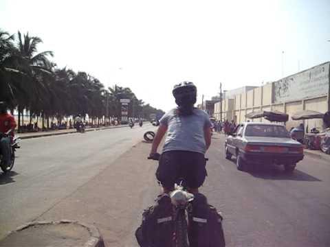 Lomé Arrival