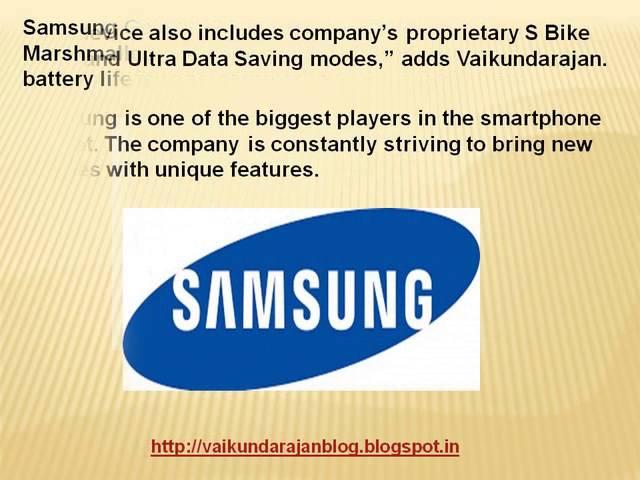 Thumbnail for Vaikundarajan Reviews Samsung Galaxy J2 Pro