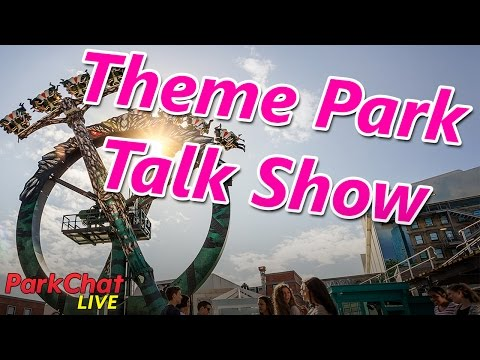 ParkChatLIVE #31 - Gold Coast theme park news, Movie World's new roller coaster and more!