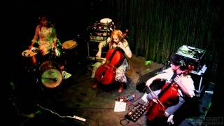 Rasputina - 1816: The Year Without A Summer (live @ Johnny Brenda's 10.30.2011)