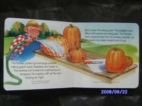 photograph about Pumpkin Gospel Printable titled The PUmpkin Patch Parable