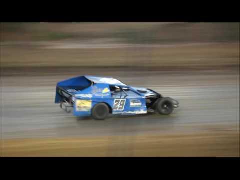 Springfield Raceway 11 26 16 Jace Gay B Feature 1