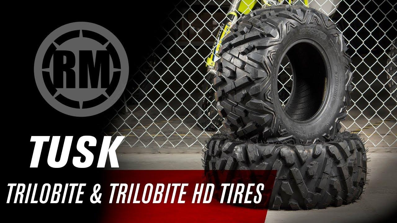 Tusk TriloBite HD 8-Ply Tire 27x9-14