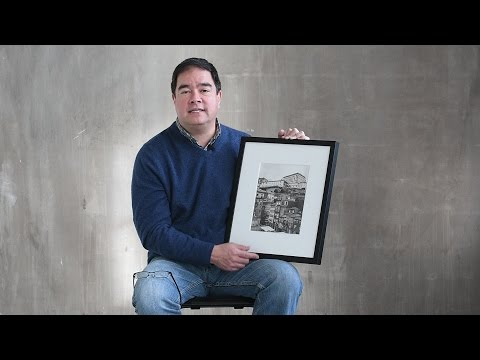 Making a Platinum Palladium Print with Paul Cunningham