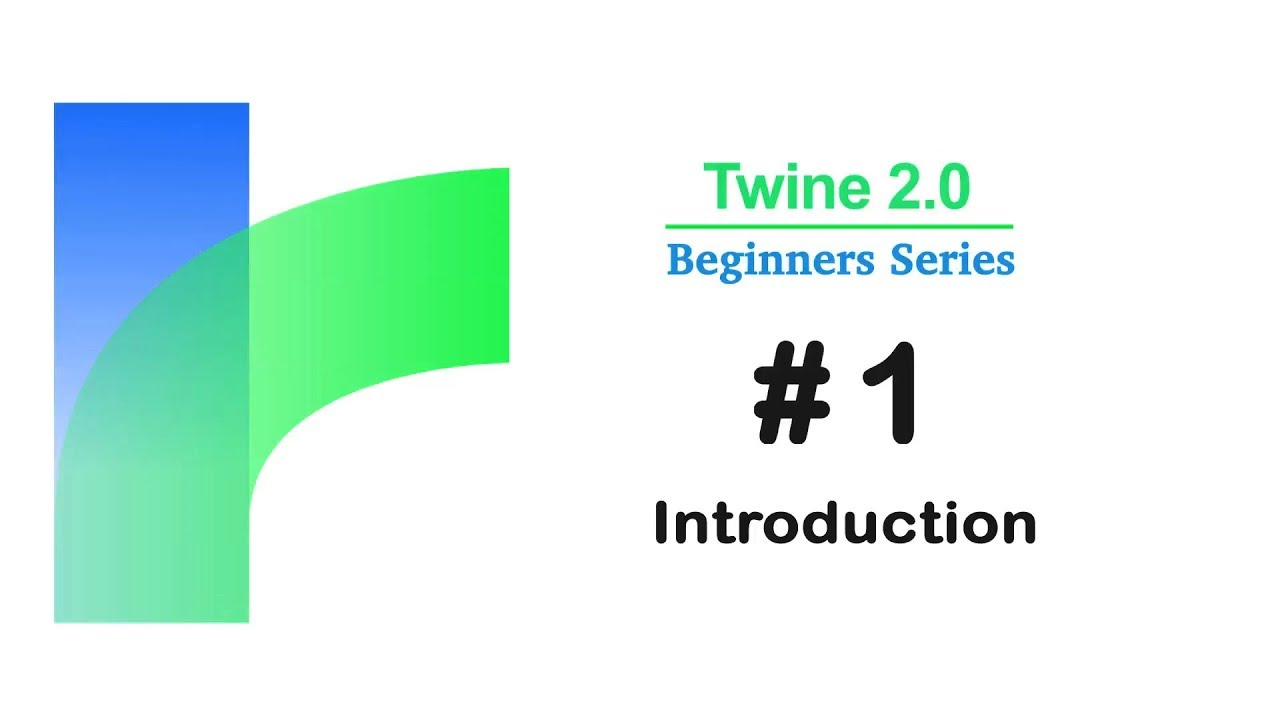 Twine 2 0 - Introduction / Tutorial #1
