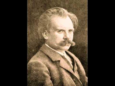 Eugen d'Albert plays d'Albert Scherzo F sharp op.16 n.2