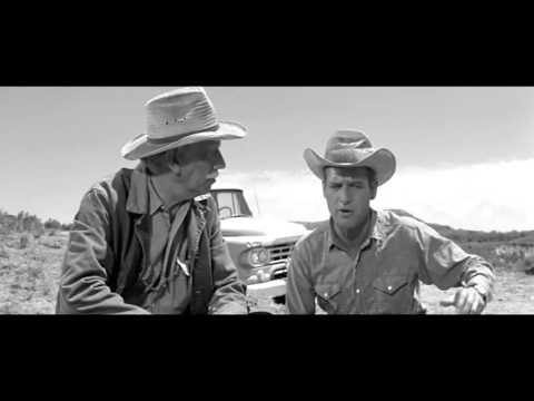 Hud 1963 /ff. amerikai film, klasszikus szinkronnal./ részlet