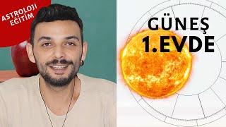Güneş 1. Evde (Burçlarda): Kariyer ve Karakter | Kenan Yasin ile Astroloji
