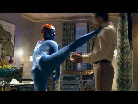 Meet MYSTIQUE | X-MEN DAYS OF FUTURE PAST Character