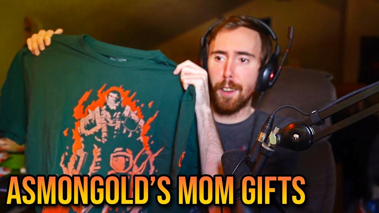 Asmongold Mom