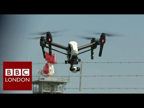 New drone laws - BBC London