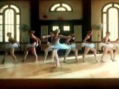 Auch engel spielen baseball - ballet