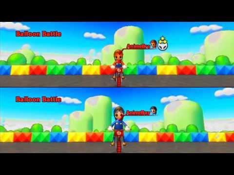 ABM: Mario Kart Wii Balloon Fight & CoinsRunner HD