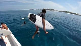Global Surf מחנה גלישה לנוער במלדיביים 2019 #1