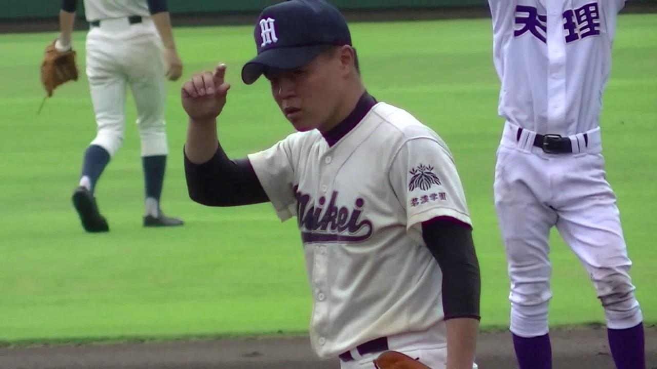 高校野球】天理vs茗溪学園『第62...