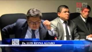 El Delito de Contaminacion Ambiental   Dr  Luis Reyna Alfaro