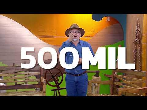 A TV Brasil agradece aos 500 mil inscritos no